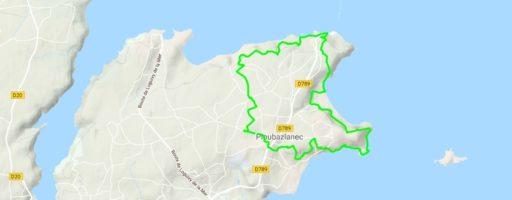 Trail court (13 km)