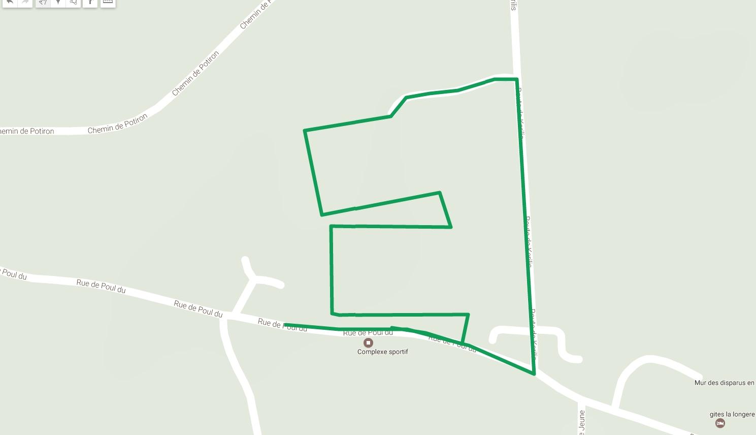 Course du 1 km