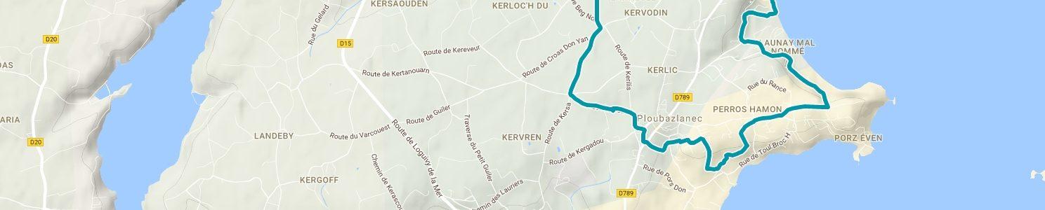 Randonnée pédestre (13 Km)